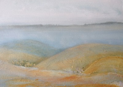 Morning fog, 2013